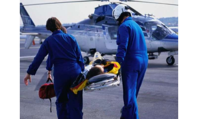 Need emergency air lift to hospital? it could cost you $40,000