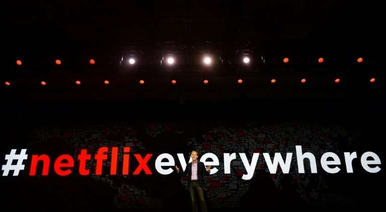 Netflix has taken the lead in streaming to expand into 190 markets but is now facing some deep-pocketed rivals including Apple a