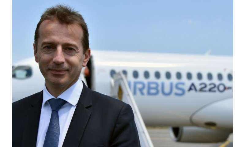 New Airbus CEO Guillaume Faury takes the reins of the European aerospace giant at a crucial time