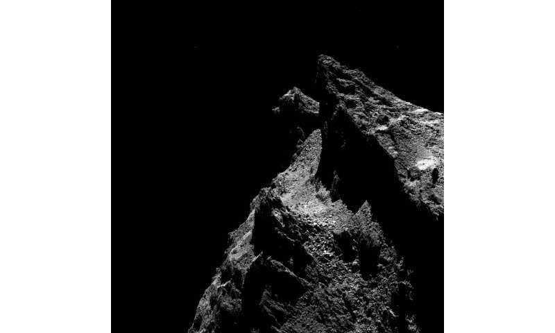 Image: New comet viewer
