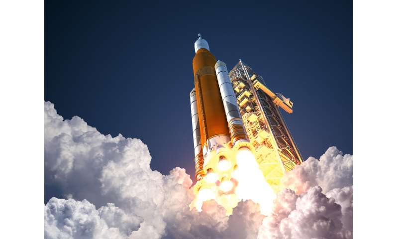 New hybrid energy method could fuel the future of rockets ...