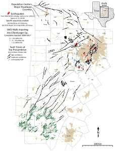 New map outlines seismic faults across Dallas-Fort Worth region