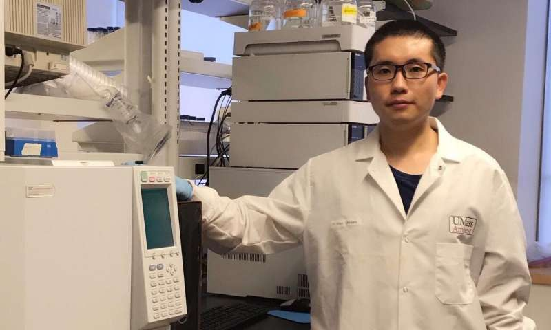 New process discovered to completely degrade flame retardant in the environment
