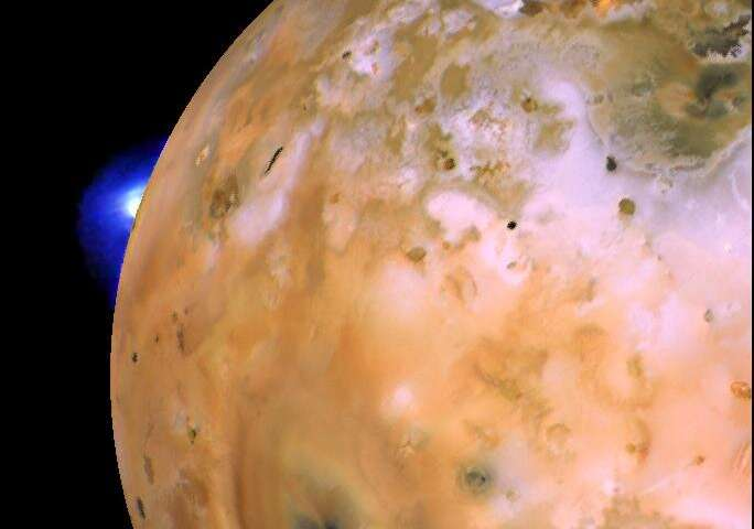 New study traces Io's volcanic tides