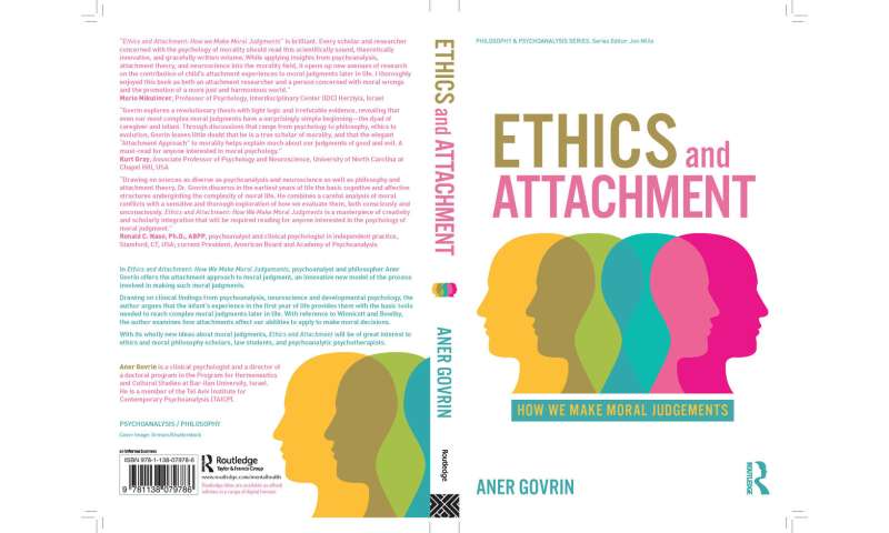 relation of ethics and psychology