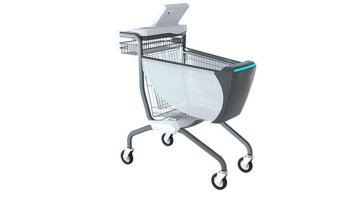Next-level autonomous shopping carts are even smarter