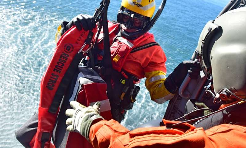 NOAA satellites helped rescue 340 people in 2018
