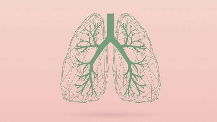 Non-invasive imaging valid for identifying small airway disease in lungs