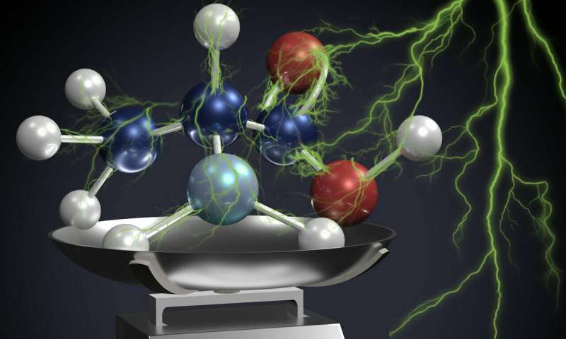 Novel electron microscopy offers nanoscale, damage-free isotope tracking in amino acids