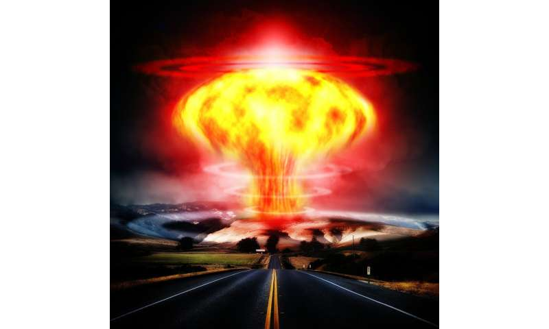 New model agrees with old: Nuclear war between US and Russia would result in nuclear winter