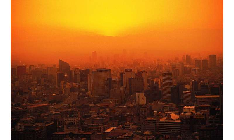 Occurrence of back-to-back heat waves likely to accelerate with climate change
