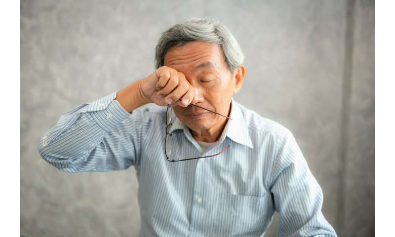 OSA patients with excessive daytime sleepiness at greatest risk of cardiovascular disease