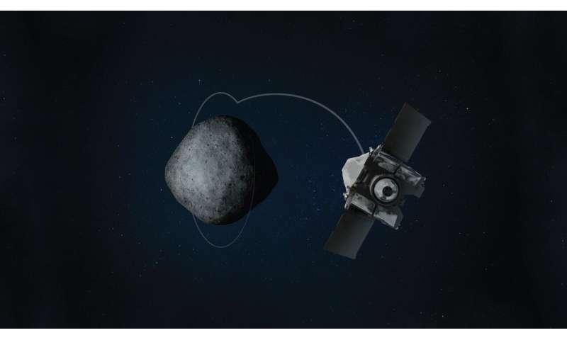 OSIRIS-REx breaks another orbit record
