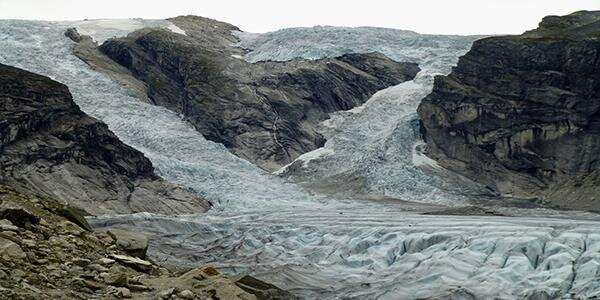 OU study on explosive volcanism during ice age provides lessons for today's rising CO2