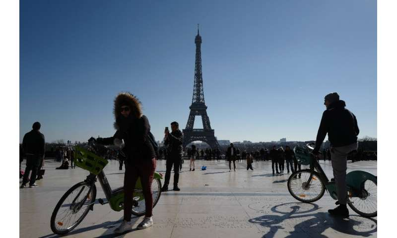 Paris first introduced its Velib' shared bike scheme in 2007