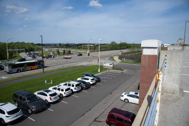 Park-and-ride transit gives suburban commuters higher access to jobs
