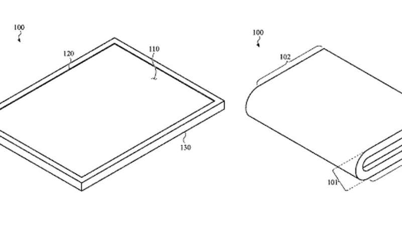 Patent talk: Apple has foldables, durability on its mind
