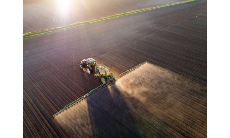 Pesticides found in more than 80 % of tested European soils
