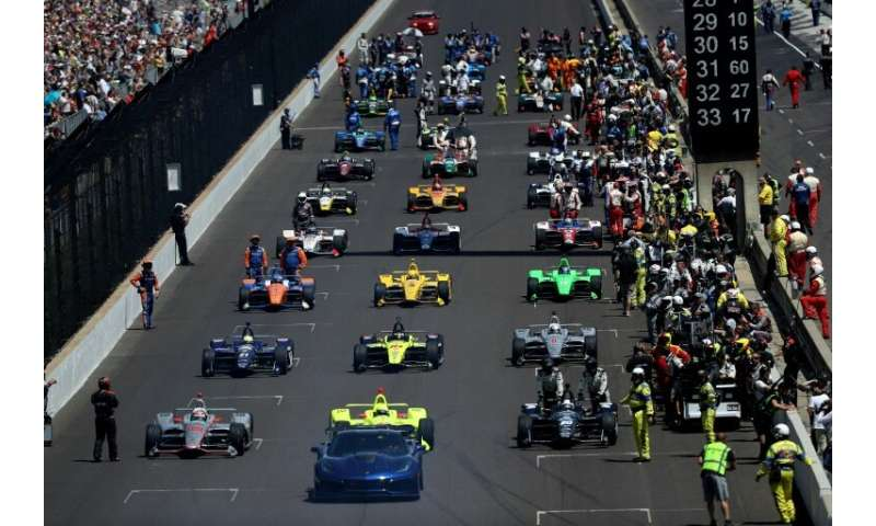 Peugeot vehicles triumphed at the Indianapolis 500 three times in the early 20th Century