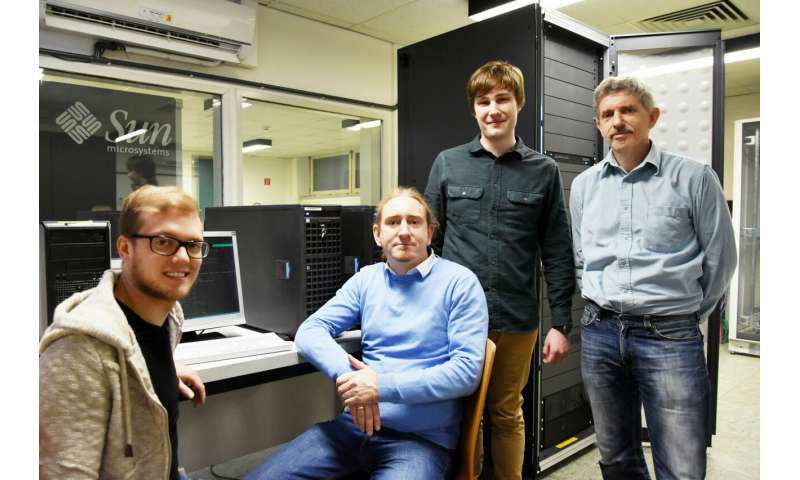 **Physicists discover new effect in the interaction of plasmas with solids