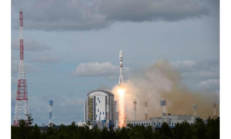 Pioneer satellites launched