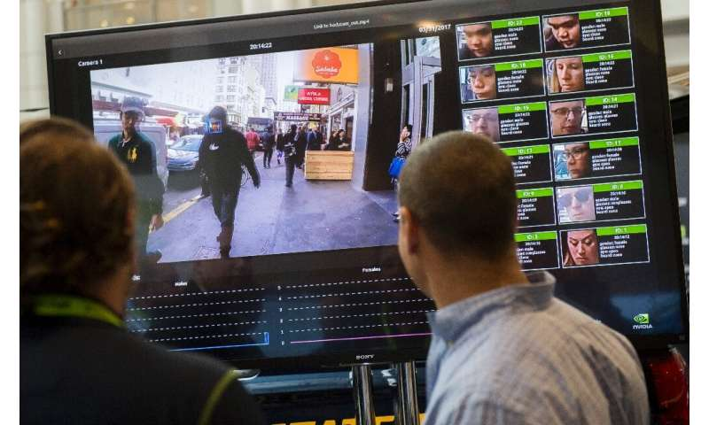 Police equipment maker Axon said facial recognition won't be used on its body cameras after an ethics review found the technolog