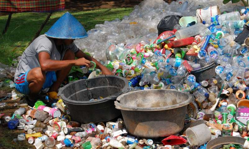 Polluter pays—promoting best practice among plastic producers