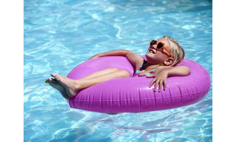 Pool chemical injuries led to ~13,500 ED visits in 2015-2017