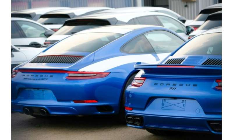 Porsche could be facing a fine after fresh legal proceedings over diesel emissions
