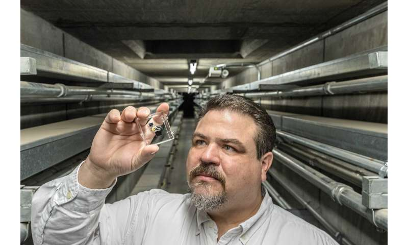 Portable gas detection shrinks to new dimensions