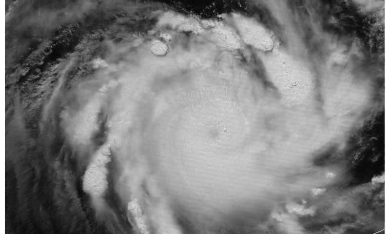 Powerful Tropical Cyclone Veronica eyes Australia's Pilbara Coast