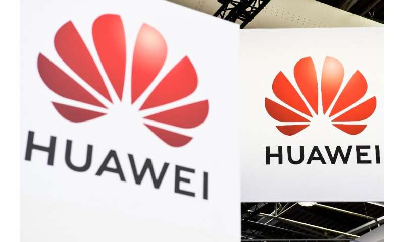 President Donald Trump effectively barred Huawei from the US market amid an escalating trade war with Beijing