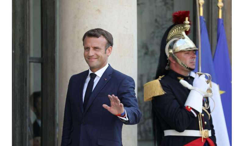 President Emmanuel Macron has pledged to make France more competitive and lower chronic unemployment