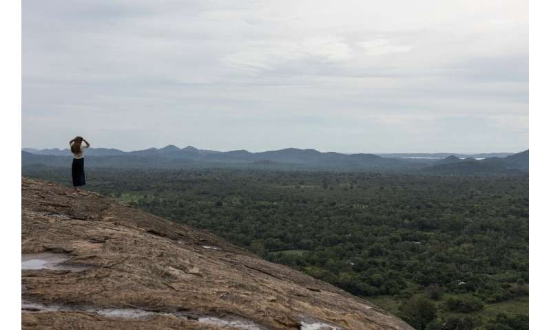 President Maithripala Sirisena said the measures are aimed at raising Sri Lanka's forest cover to 32 percent within a decade fro