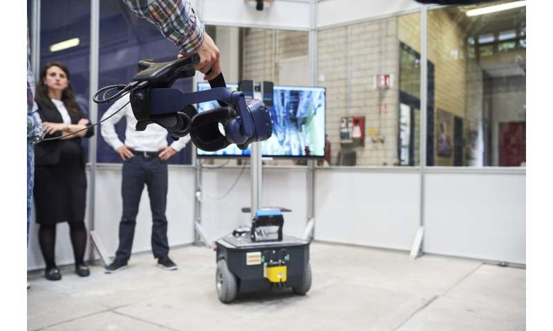 Protecting emergency personnel: Platform shows potential of AI in hazardous environments