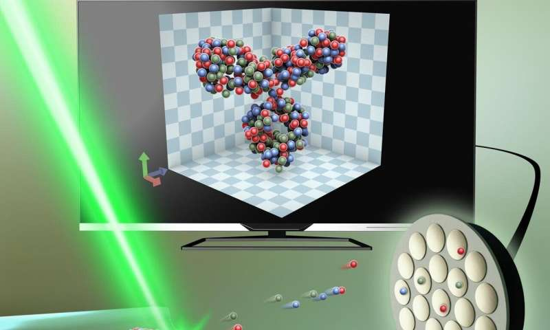 Proteins trapped in glass could yield new medicinal advances