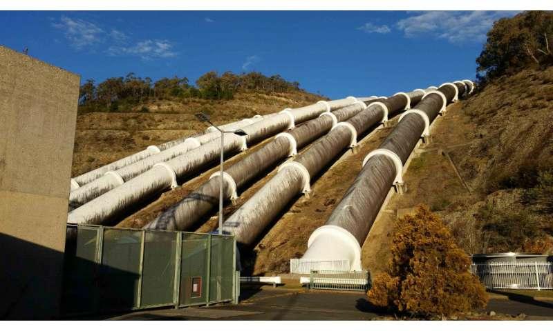 """Pumped storage hydropower a """"game-changer"""""""