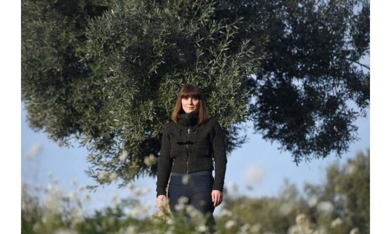 """Adopt an Olive Tree"" co-founder Sira Plana says that for most sponsors, the decision is ""very, very emotional..."