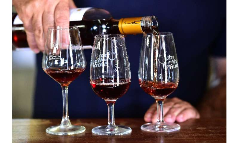 """""""Wine is a creation,"""" says Olivier Thienot, who founded the Ecole du Vin de France in 2003"""