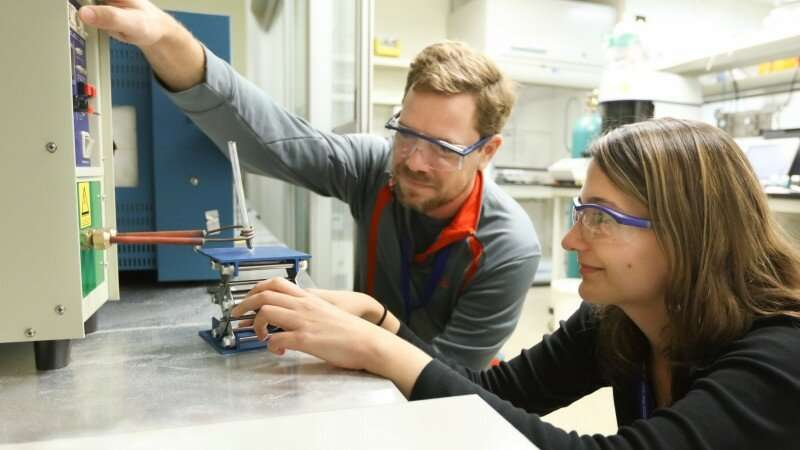 Radio frequency energy heats up interest in low-temperature nanocatalysts