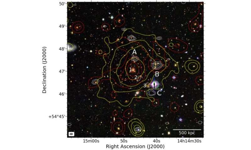 Radio halo detected in the galaxy cluster PSZ2 G099 86+58 45