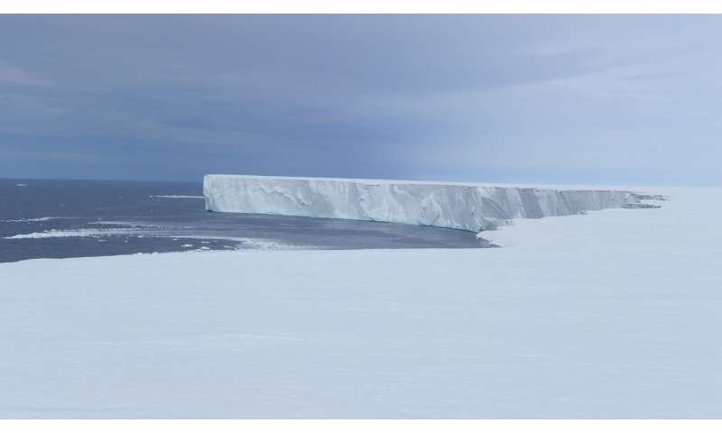 Rapid melting of the world's largest ice shelf linked to solar heat in the ocean