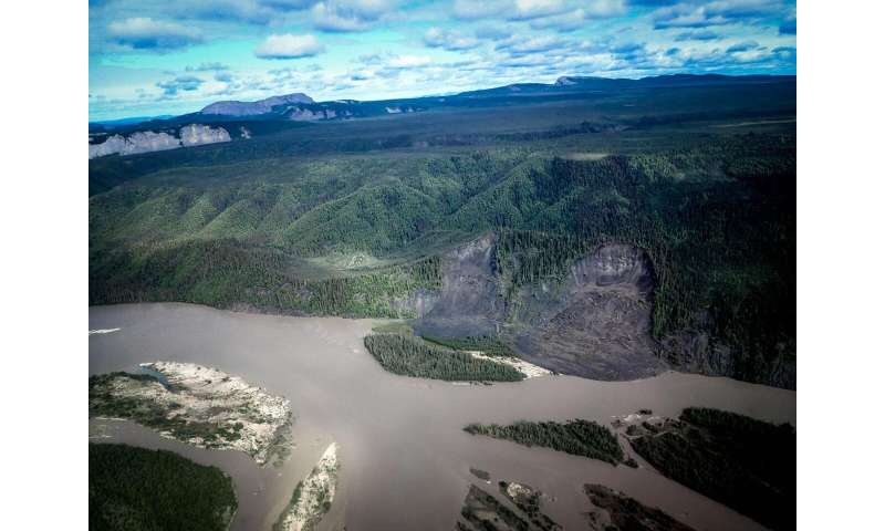 The rapid melting of permafrost unrecognized threat landscape, global warming, researchers warn