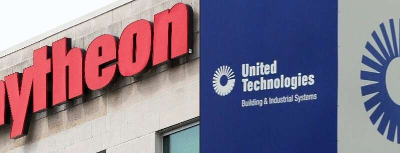 Raytheon and United Technologies have announced that they will merge