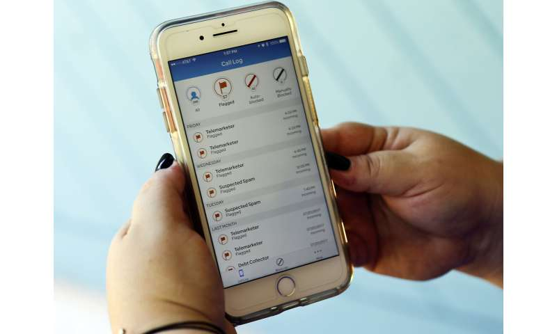 Regulators give phone companies new tools to fight robocalls