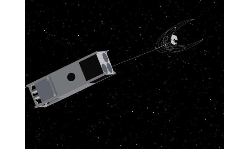 Rensselaer team developing tool to battle space debris