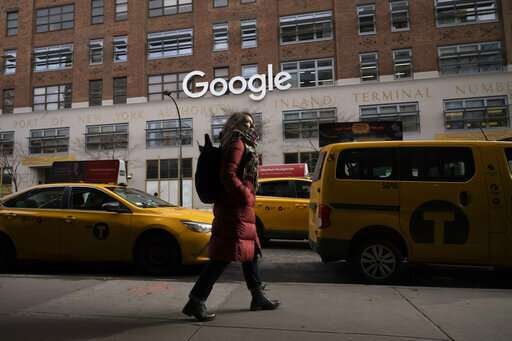 Reports: Russian authorities make deal with Google