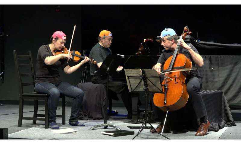 Researchers examine how musicians communicate non-verbally during performance