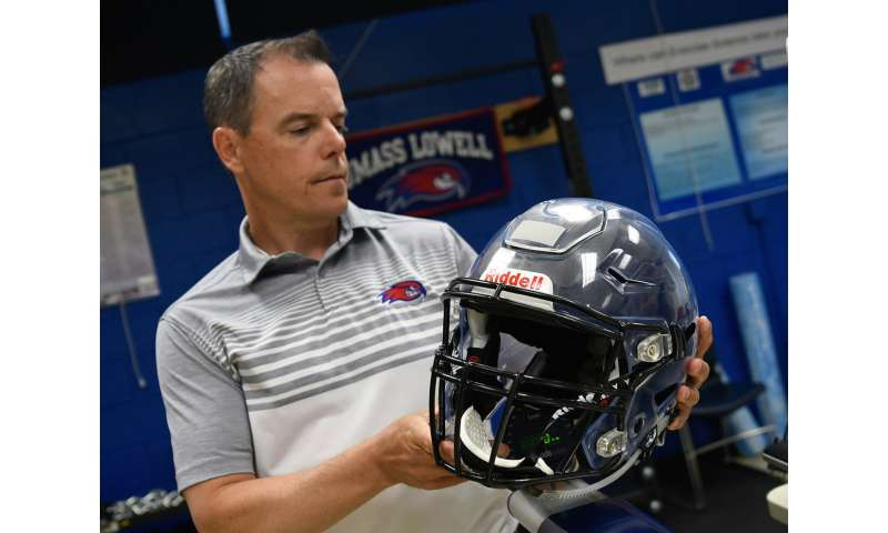 Research tackles head injuries in youth football