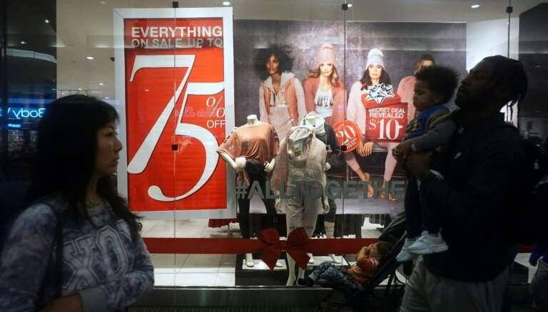 Retailers ate more of the promotion costs over the holiday season, denting the profit boost despite a strong consumer environmen